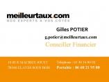 Gilles POTIER meilleurstaux.com