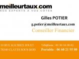 Gilles POTIER Meilleurtaux.com
