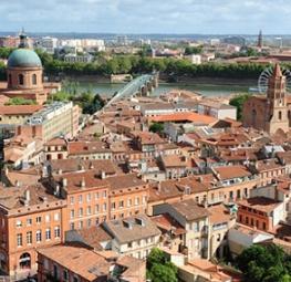 Toulouse en tête des villes où il faut investir