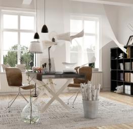 Bureau, les secrets pour un espace de travail confortable et fonctionnel