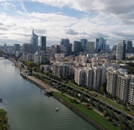 IMMOBILIER A COURBEVOIE