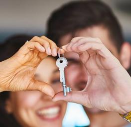 Acheter un bien immobilier  en couple?