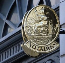 Des frais de notaires fixes jusqu'en 2020