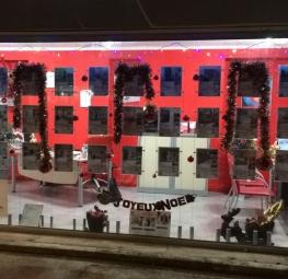Noël 2017 à l'agence ERA NGF3 IMMOBILIER de Nîmes.