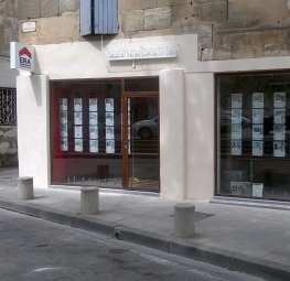 Rénovation de notre agence de Arles.