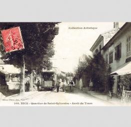 Saint-Sylvestre, un quartier au pied des collines