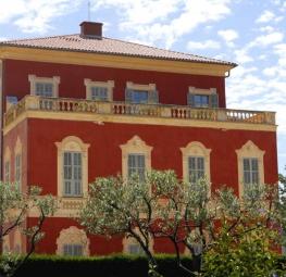 Cimiez et le Musée Matisse