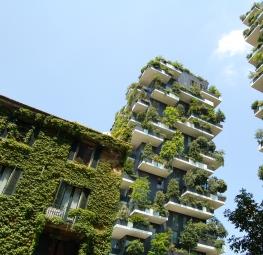 Le Green Building